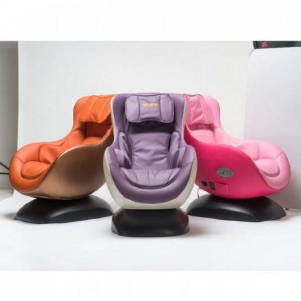 Profesionalni masažni fotelj Perfect roza