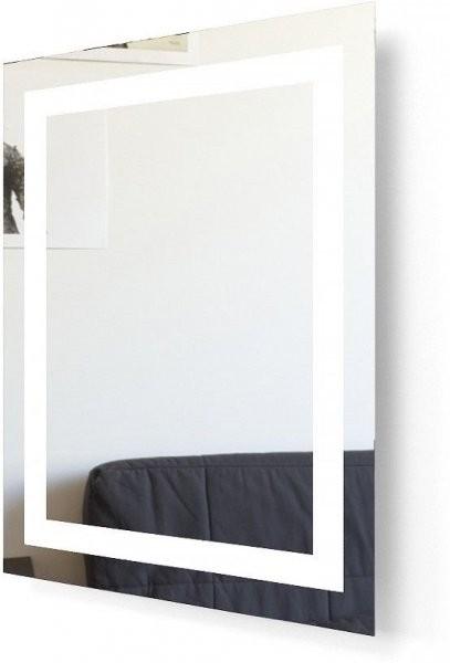 Ogledalo za kopalnico Alfa - 60 cm