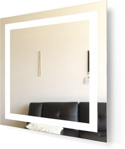 Ogledalo za kopalnico Alfa - 80 cm