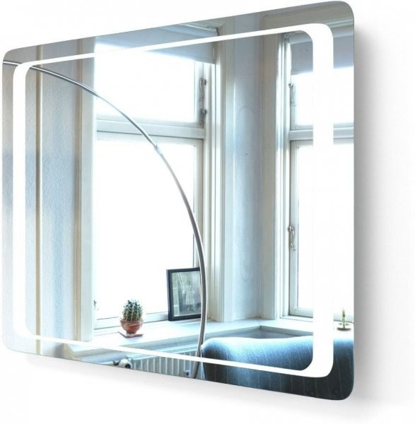 Ogledalo za kopalnico Omega - 100 cm