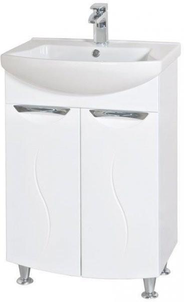 Omarica z umivalnikom Gloria - 55 cm talna