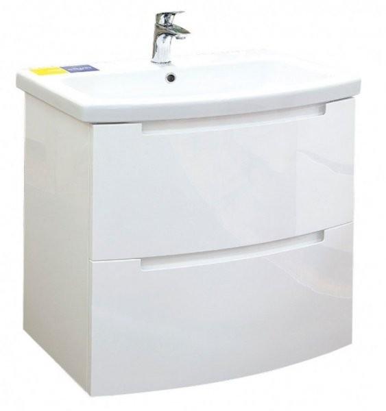 Omarica z umivalnikom Headway - 60 cm stenska
