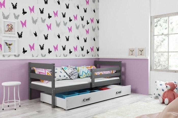 Otroška postelja Eryk - 80x190 cm
