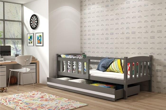 Otroška postelja Kubus - 80x160 cm