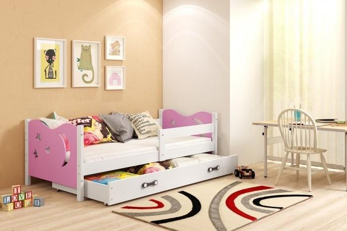 Otroška postelja Mikolaj - 80x160 cm