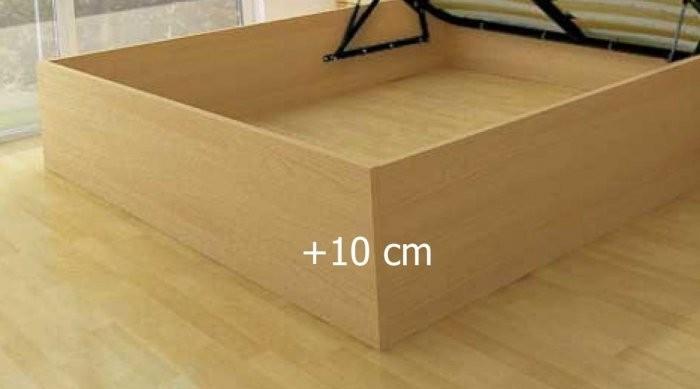 Visoki predal + 10 cm