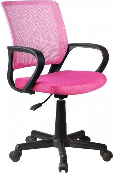 Pisarniški stol Doroty roza
