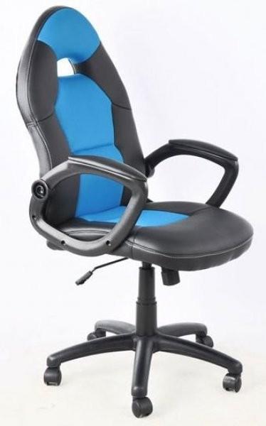 Pisarniški stol Grawy modr