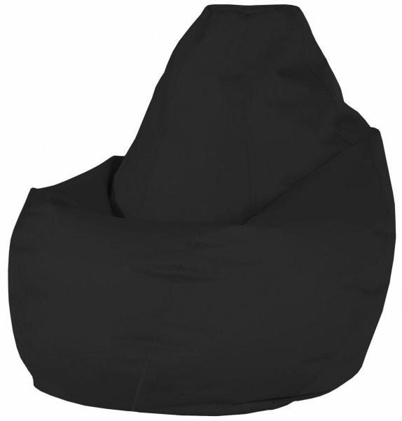 Sedalna vreča Bean Bag - Črna