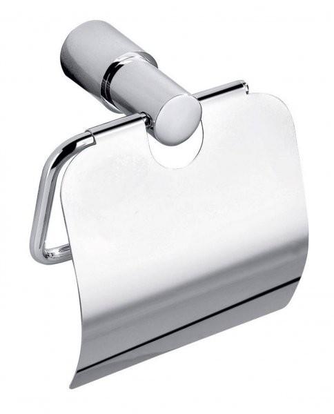 Držalo za WC papir s pokrovom Matteo