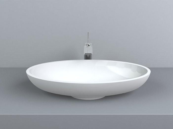Nadpultni umivalnik Nice