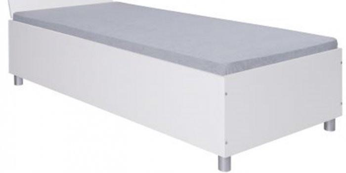 Postelja Como 31 - 160x200 cm - bela