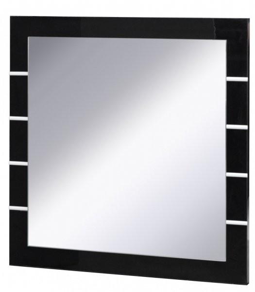 3 Ogledala Linn 29 - črna