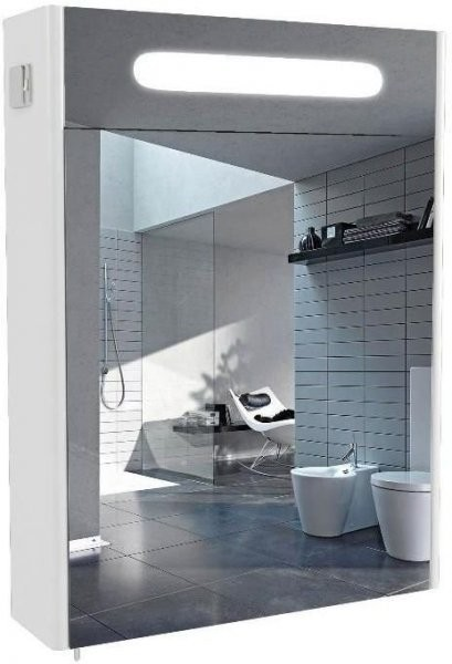 Ogledalo z omarico Paris - 80 cm