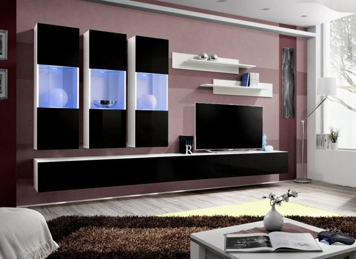 RTV regal FLY E 320 cm - LED