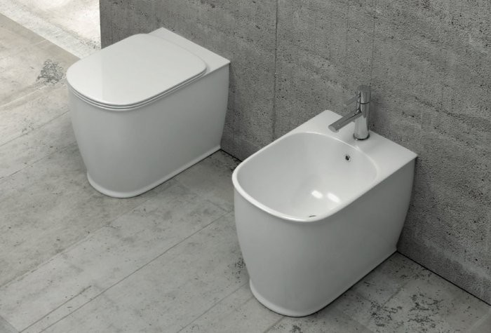 WC školjka Genesis talna