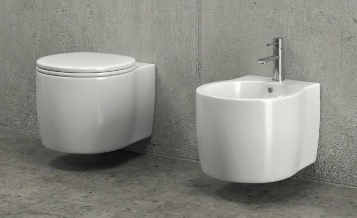 WC školjka Impression viseča