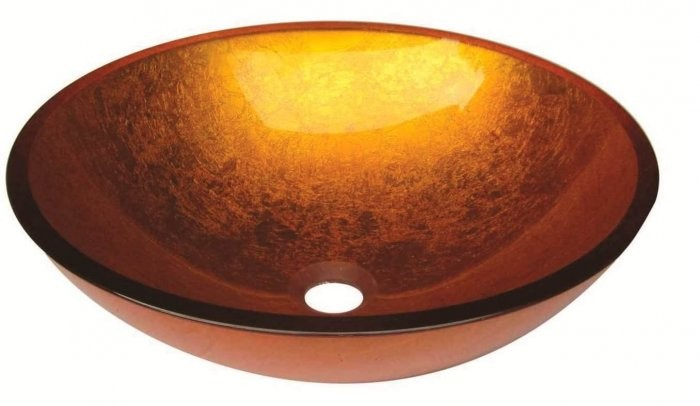 Umivalnik Tondy Zlat, Oranžni
