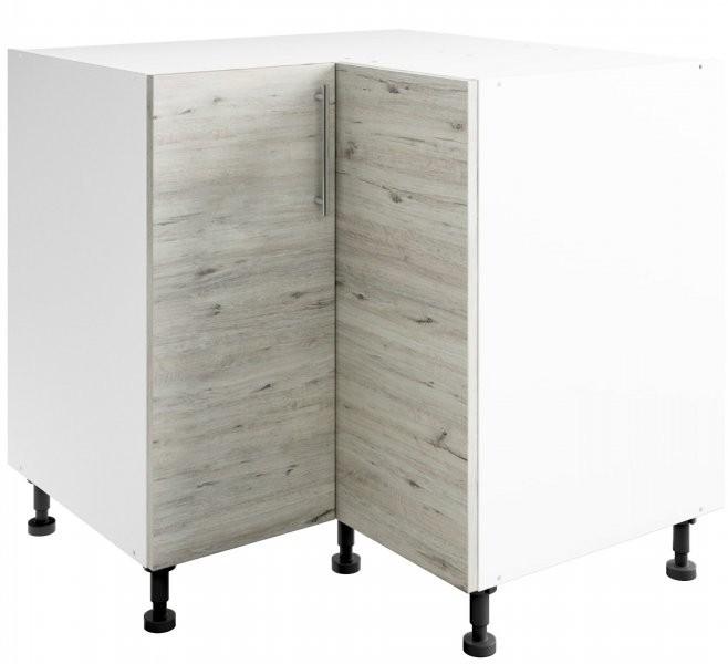 Modul Luna cortona+white - PNO 90 - spodnja kotna omarica