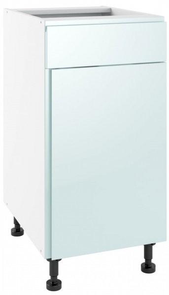 Modul Vegas blue - PSZ 40/1 - spodnja omarica s predalom