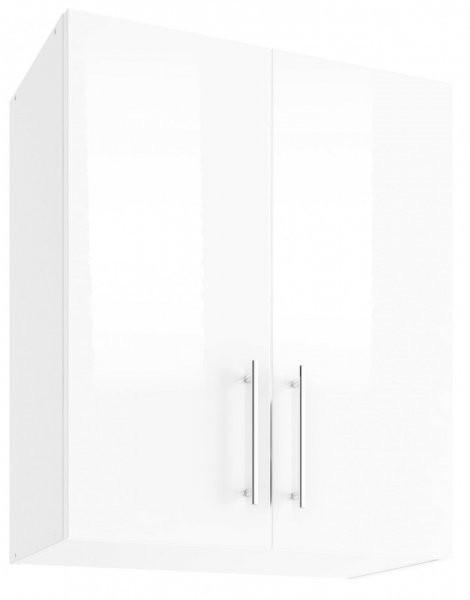 Modul Luna white - UO 60/2 - zgornja omarica s polico