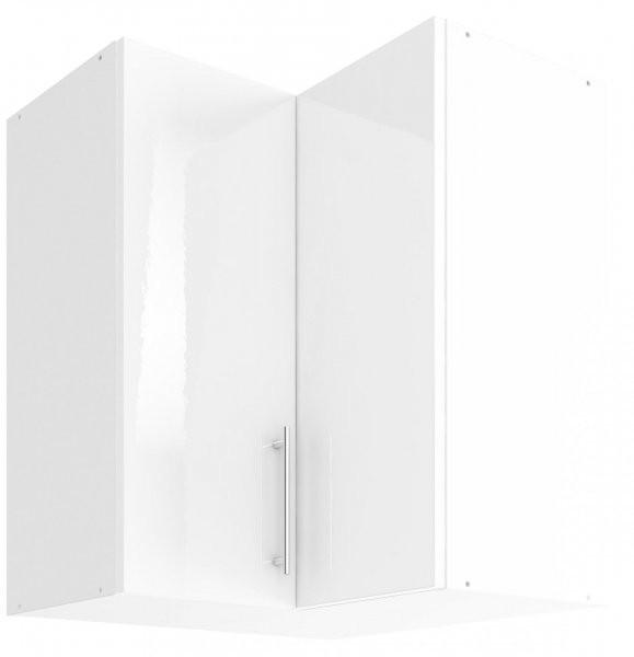 Modul Luna white - UNO 60 - zgornja kotna omarica