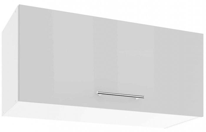 Modul Luna light grey - UPO 80 - zgornja omarica