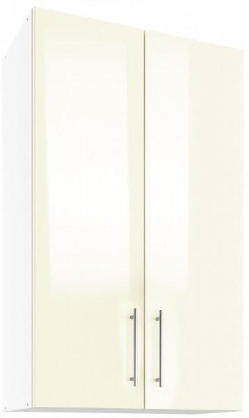 Modul Luna cream - UHO 60/2 - zgornja omarica z dvema policama