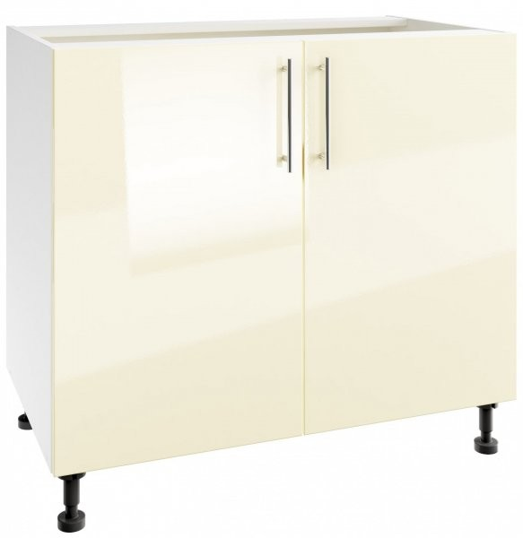Modul Luna cream - PO 90/2 - spodnja omarica s polico