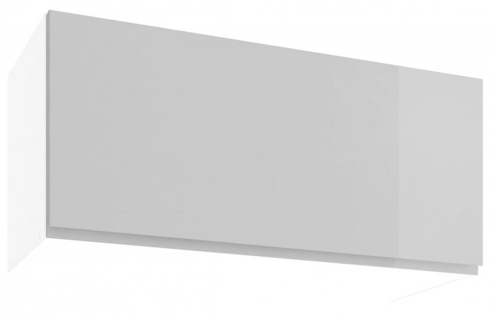 Modul Vegas light grey - UPO 80 - zgornja omarica