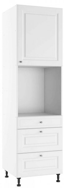 Modul Bella bianco super mat - TSZP 60 - visoka stoječa omara