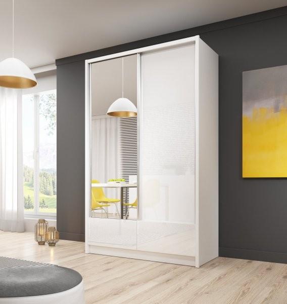 Garderobna omara z drsnimi vrati Aria I 130