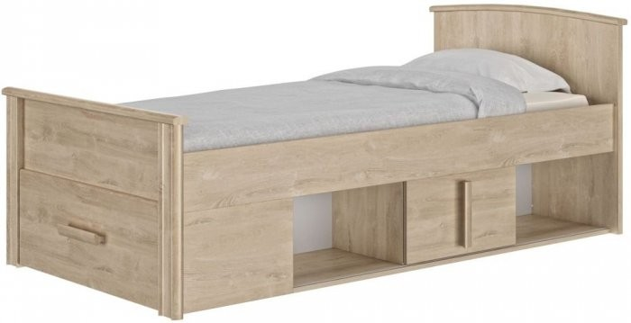 Otroška postelja Montana 90x190 cm