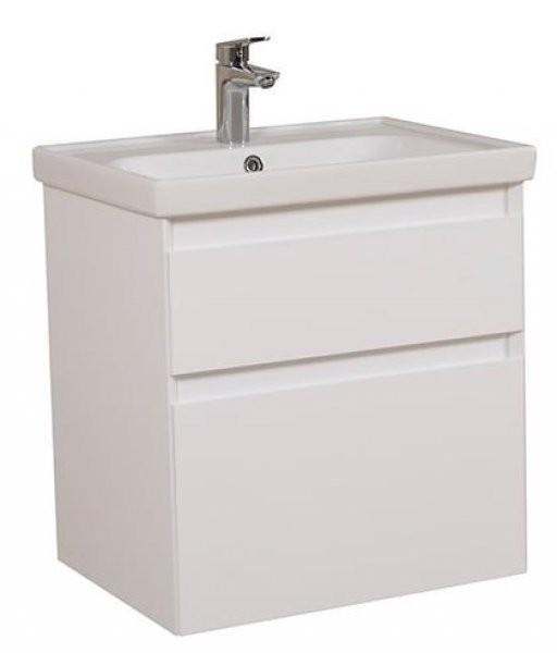 Omarica z umivalnikom Elit - 80 cm stenska