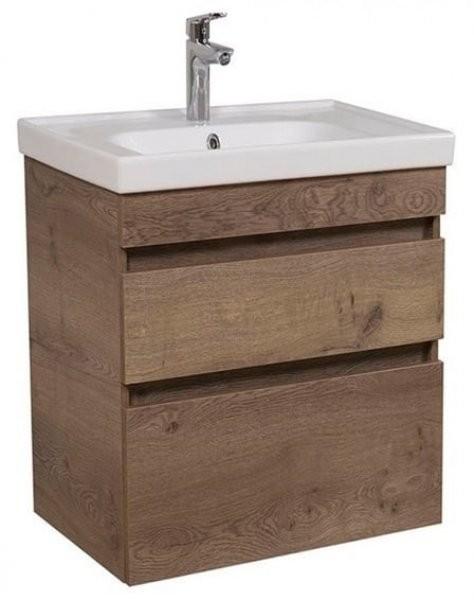 Omarica z umivalnikom Vintag - 70 cm stenska alikante