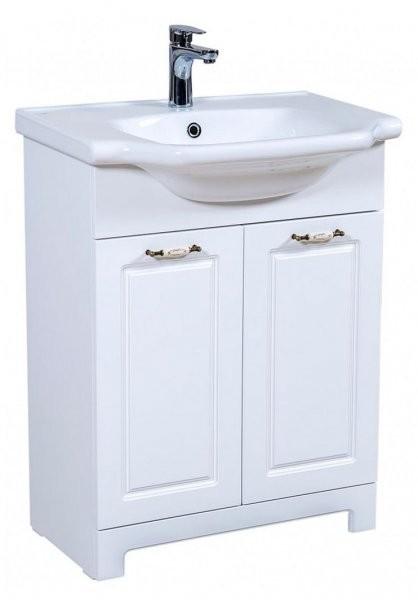 Omarica z umivalnikom New Klasik - 80 cm