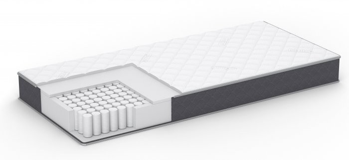 Ležišče Dormeo Option Silver - 160x200 cm