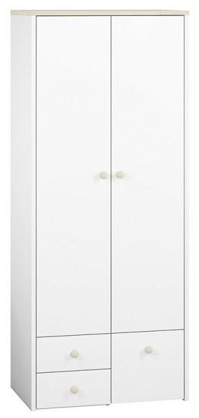 Garderobna omara z dvojnimi vrati Elmo 02