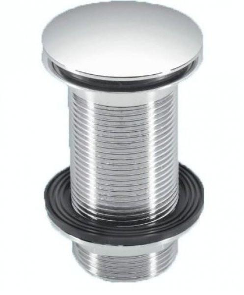 Zgornji del sifona Pop Up Krom - brez preliva