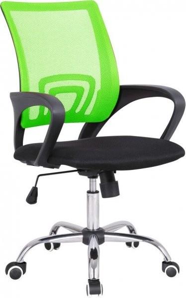 Pisarniški stol Cheer zelen