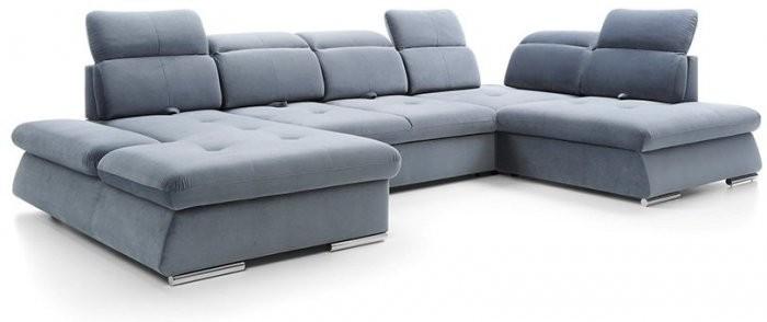 Kotna sedežna garnitura Focus U - oblika