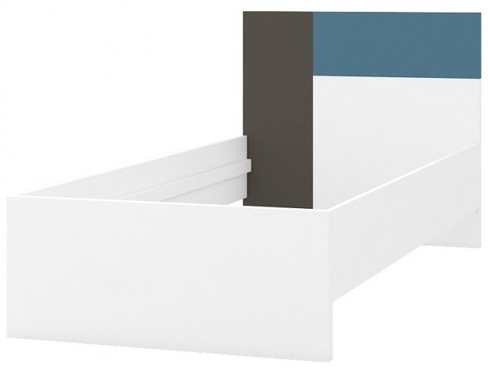 Postelja Tessa - 90x200 cm