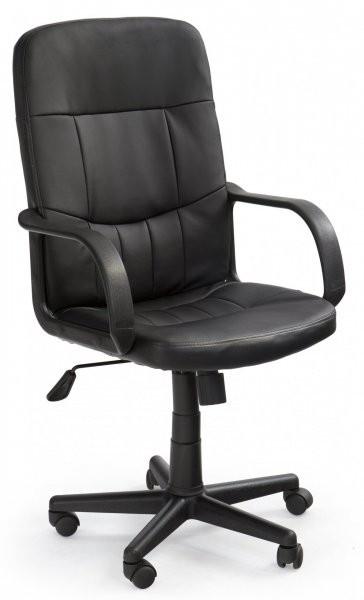 Pisarniški stol Denzel - črn