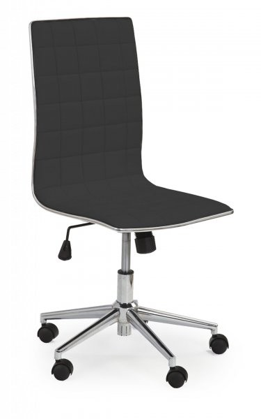 Pisarniški stol Tirol - črn